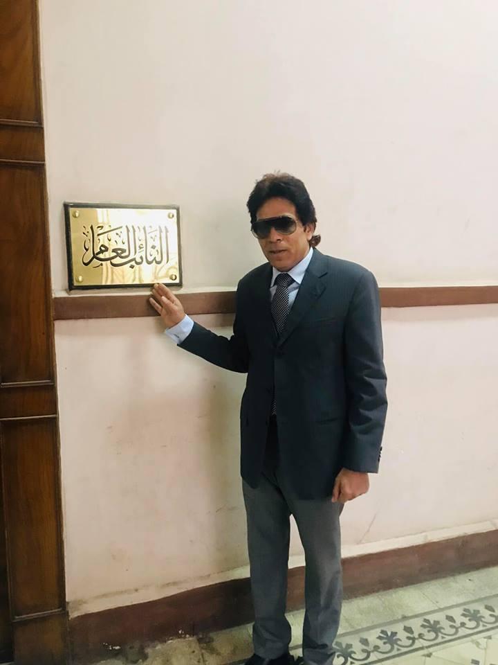 """منظمة الحق تقدم بلاغ للنائب العام ضد وائل نجم أساء """" لـ """" المنظمة ، ورئيس المنظمة بعد إقالة"""