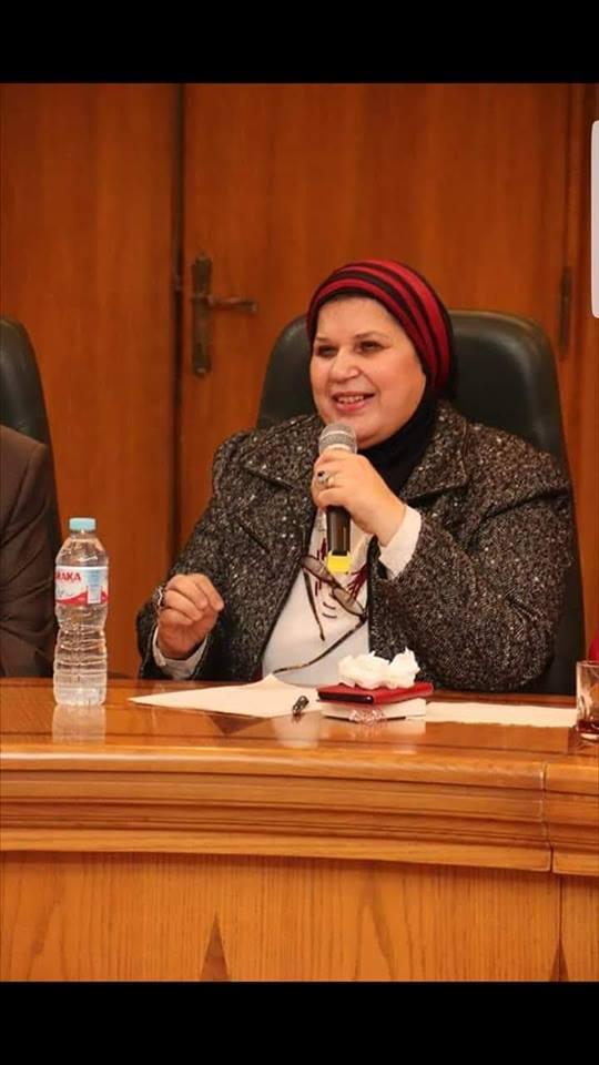 مايسة عطوة تؤكد أن الدولة المصرية ومواطنيهم عليهم دين كبير لشهدائها