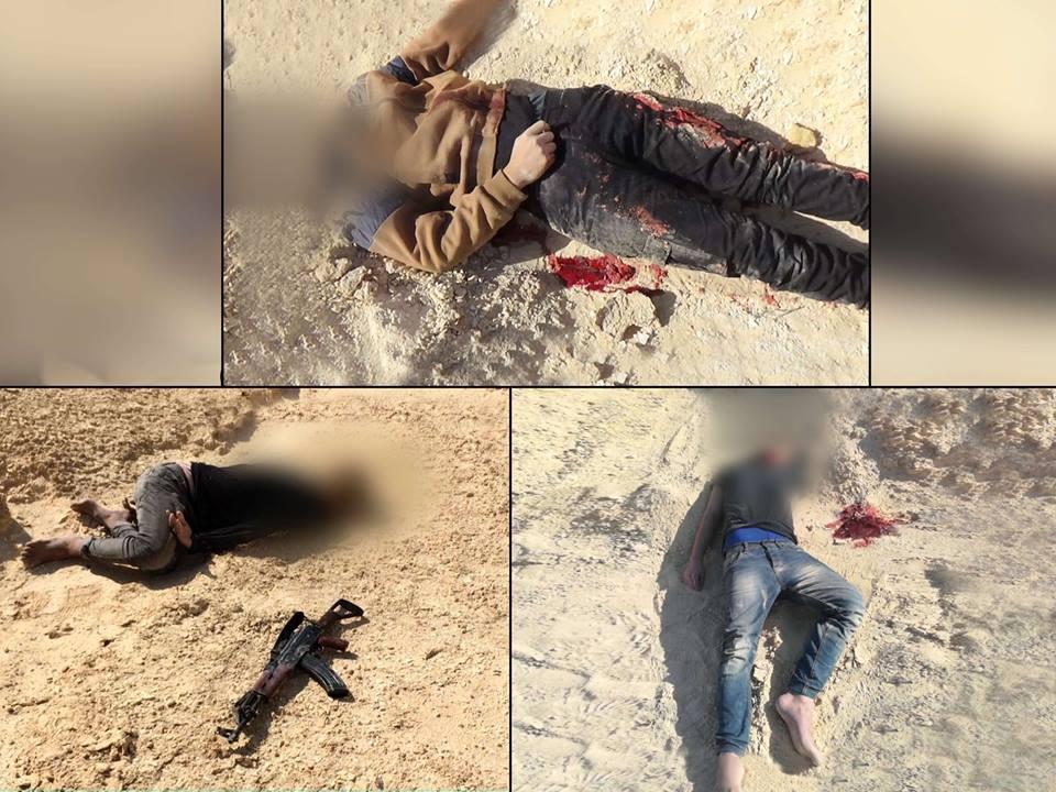 القوات المسلحة والشرطة يوصلان جهودهما لمكافحة الإرهاب