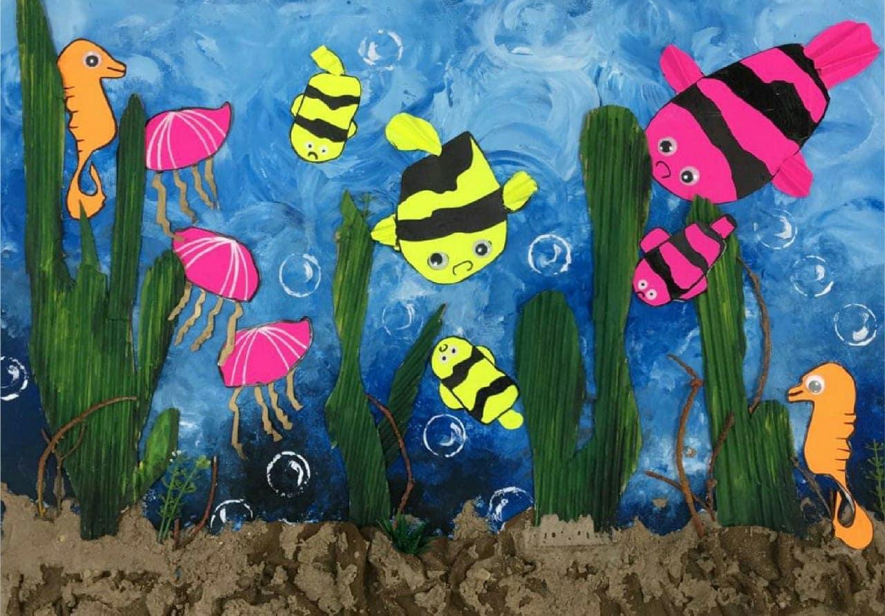 جمعية الفن تقيم المهرجان الدولى السادس بعنوان الحياة تحت الماء