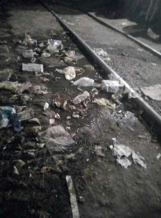 مركز حقوقي يحذر من كارثه انسانيه بمزلقان السيل الجديد باسوان
