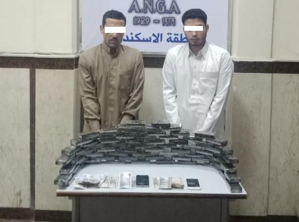 الشرطة تواصل حملاتها الأمنية ضد تجار المواد المخدرة والأسلحة