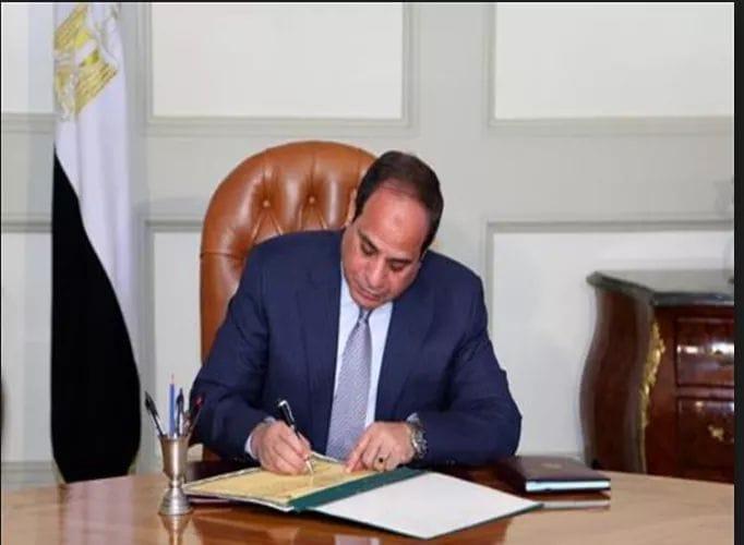 السيسى يصدر قرار بتشكل لجنة لتطوير منطقة قصر المنتزه