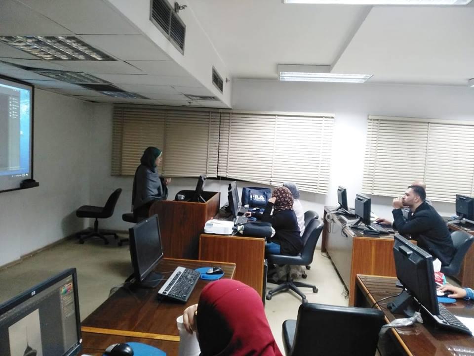 استكمال فعاليات برامج تكنولوجيا المعلومات