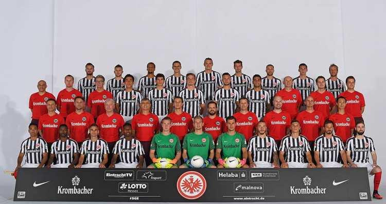فرانكفورت وشالكه يحققان الفوز في الأسبوع السابع والعشرين من الدوري الألماني