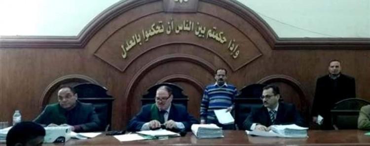 الإعدام والسجن المشدد لـ7 إرهابيين فى اقتحام قسم شرطة بالبحيرة