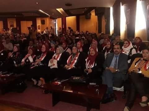 كتلة ستات وشباب أد التحدي بضيفة بلاط صاحبة الجلالة