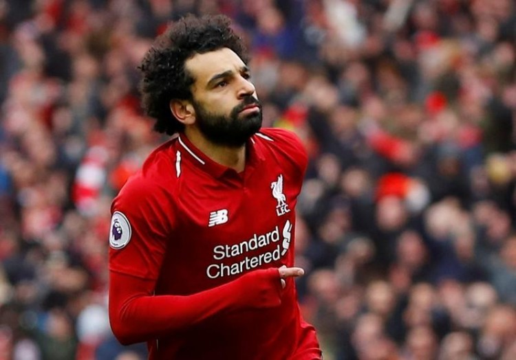 ليفربول يحتفل بـ«صلاح» هداف الدوري الإنجليزي للموسم الثانى على التوالى