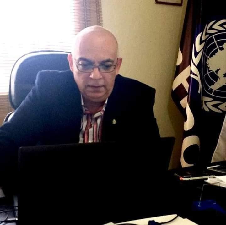 السفير هيثم أبو سعيد يدين اعترافات الحوثي بقصف النفط فى السعودية