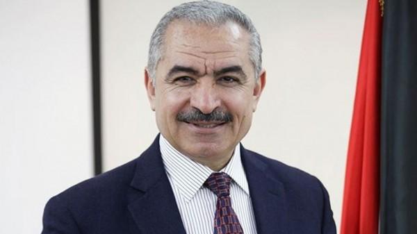 رئيس الوزراء الفلسطينى: لم يتم التشاور معنا بشأن مؤتمر تعقده أمريكا
