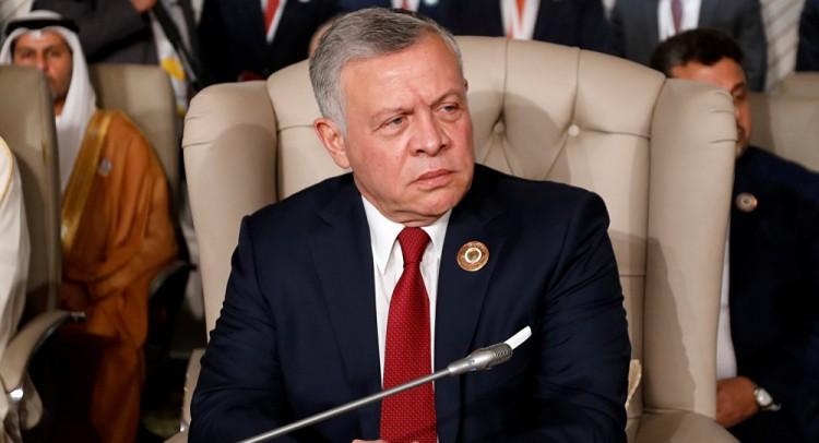 """ملك الأردن ورئيس العراق يؤكدان على ضرورة قيام """"دولة فلسطين المستقلة"""""""