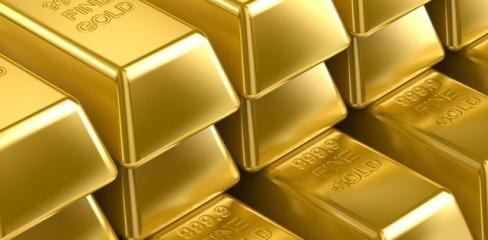 استقرار أسعار الذهب عالمياً أعلى من 1280 دولارا بفعل بيانات أمريكية ضعيفة