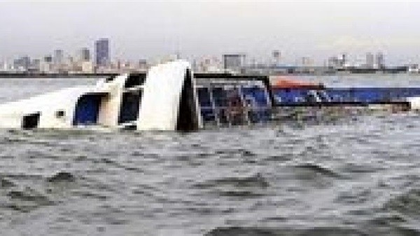فقدان 4 من أفراد طاقم سفينة يابانية بعد غرق سفينتهم إزاء حادث تصادم
