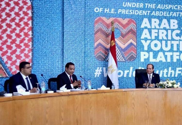حسام الدين: اريتريا تملك مكانة استراتيجية للحفاظ على أمن حوض النيل والبحر الأحمر