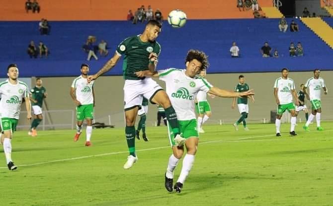 غوياس يتخطى شابيكوينسي في الأسبوع الثامن من الدوري البرازيلي