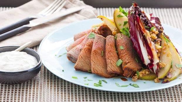طريقة عمل عرق اللحم التربيانكو فى المنزل من الشيف غادة عاطف
