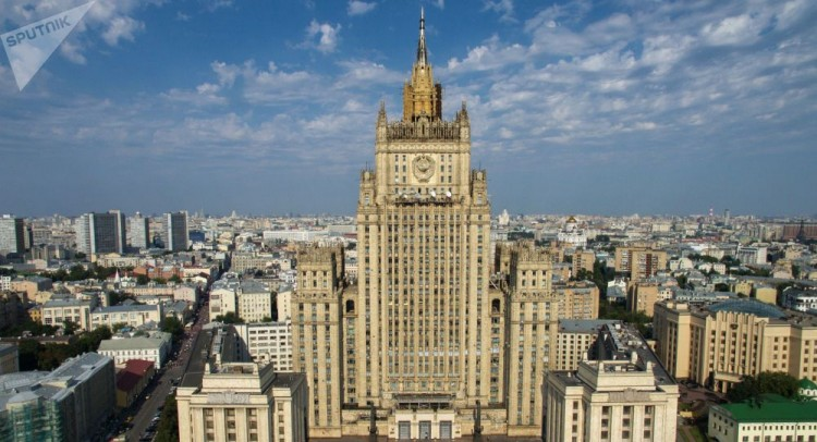 الخارجية الروسية: موسكو تدين العقوبات الأمريكية ضد إيران