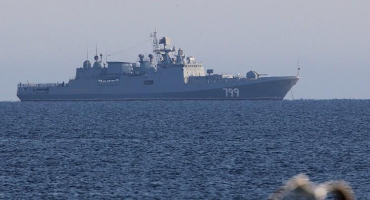 مناورات روسية باستخدام الصواريخ في البحر الأسود