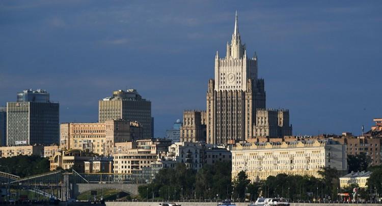 أول تعليق روسي على فكرة بناء تحالف دولي لحراسة مضيق هرمز