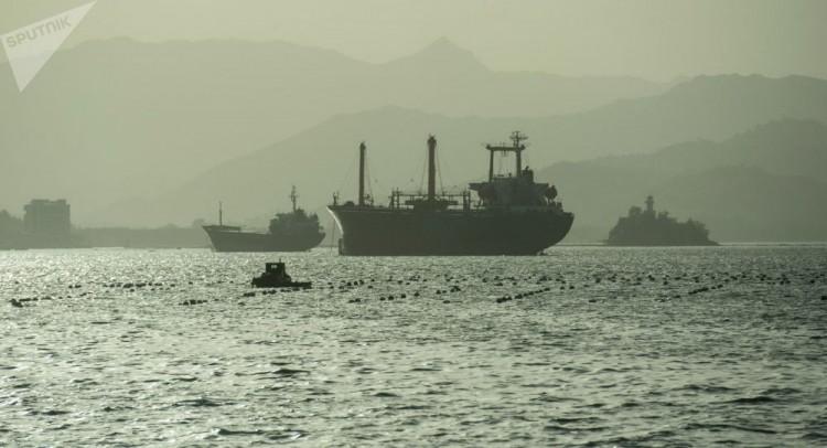"""موسكو: كوريا الشمالية أطلقت سراح السفينة الروسية """"سيانخايلين-8"""""""