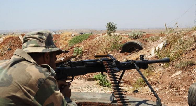 الجيش السوري يقتحم ريف إدلب الجنوبي ويطوق مسلحي النصرة في الهبيط
