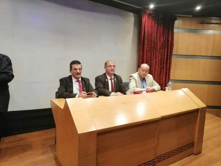 ملتقى  الشعراء العرب يشيد بالرئيس السيسى