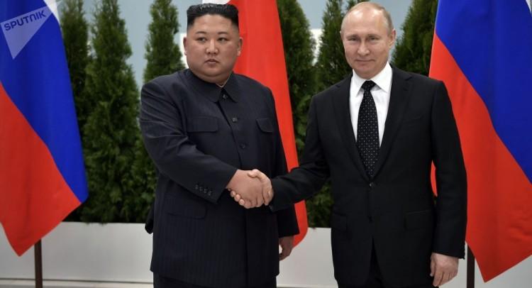 كوريا الشمالية تدعو إلى إقامة علاقات برلمانية إقليمية مع روسيا