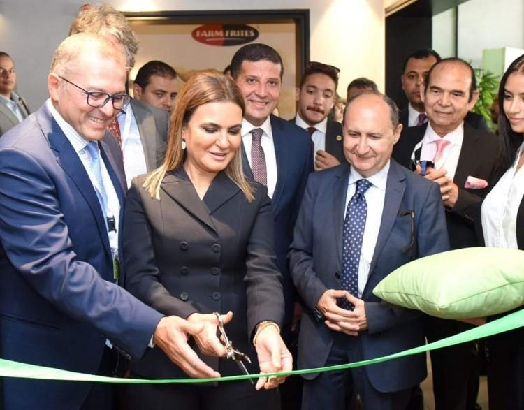 إفتتاح خط الإنتاج الجديد لشركة فارم فريتس باستثمارات تبلغ 40 مليون دولار