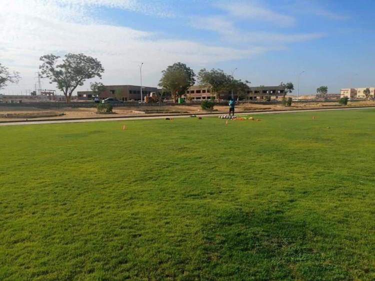 أسوان ينقل تدريباتة الجماعية على ملعب جامعة أسوان بصحارى