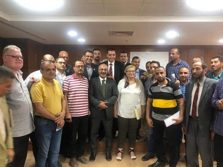 أحمد الدبيكي: الصحة وافقت على الإجراء بشرط عدم التأثير على العمل داخل قطاعاتها