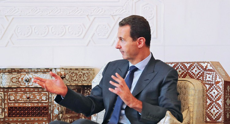 بيسكوف: الأسد يقترح على بوتين تسيير دوريات سورية روسية مشتركة على الحدود