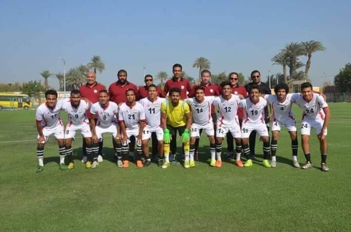 دوري 2001   المنيا يحقق فوزا قويا على نادي سمالوط بسبعة أهداف نظيفة