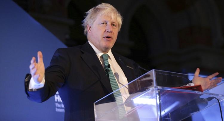 """رئيس الوزراء البريطاني: الحكومة المحافظة نالت """"تفويضا جديدا وقويا"""" لتنفيذ """"بريكست"""""""