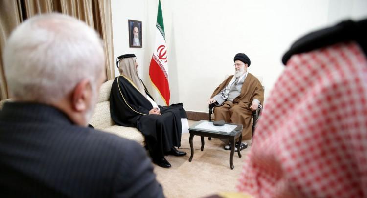 خامنئي يبلغ أمير قطر بما تريده إيران بعد مقتل قاسم سليماني