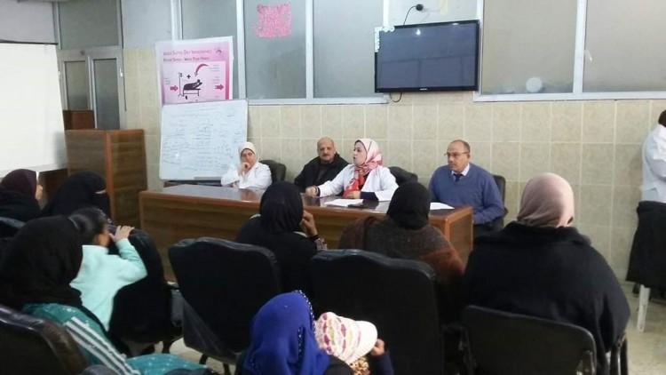 """ندوة عن """"أهمية الصحة الانجابية  """" بغرب الاسكندرية"""