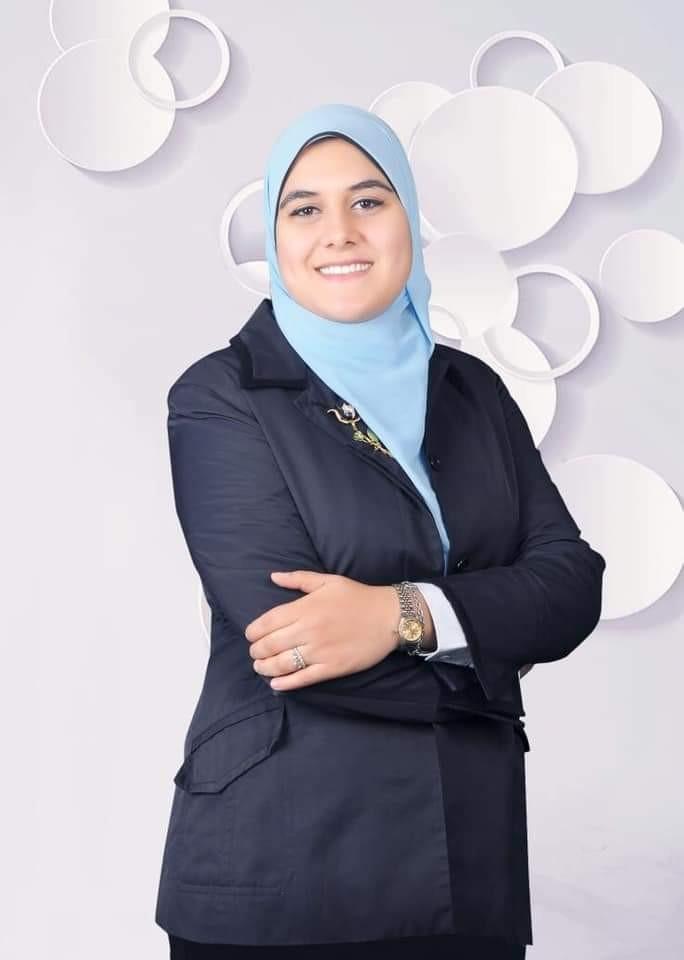 سلوى محمود تمثل مصر في المؤتمر الدولي للمرأة 2020