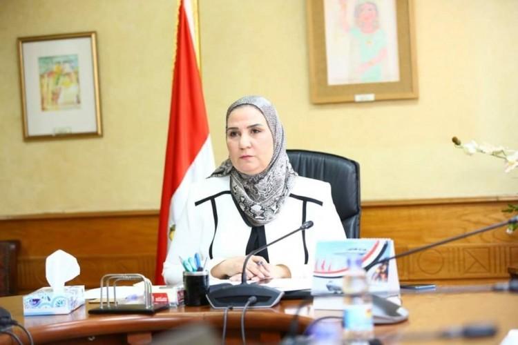 القباج: تستعرض جهود وزارة التضامن الإجتماعي في التخفيف من الأثار الإجتماعية لازمة كورونا