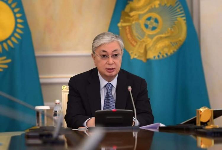 """توكاييف"""" يحدد معالم وتحديات المرحلة المقبلة في كازاخستان"""