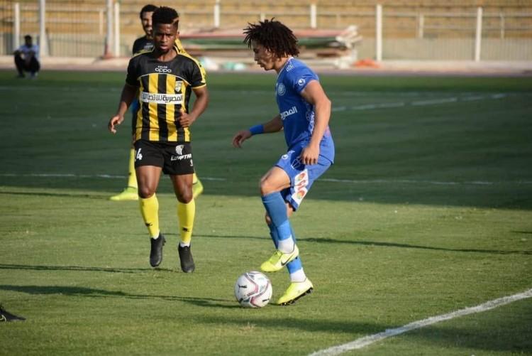 اسوان يتعادل مع المقاولون 1/1 فى رابع المباريات الودية بالقاهرة
