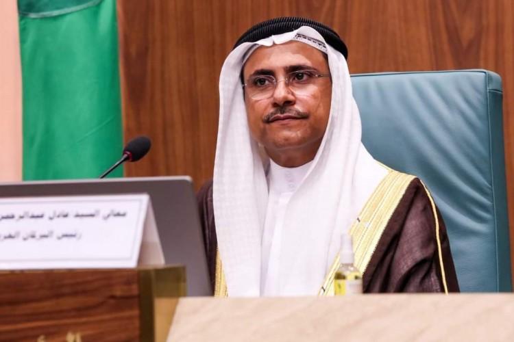 رئيس البرلمان العربي يرحب بقرار الإدارة الأمريكية تصنيف الحوثيين كجماعة إرهابية
