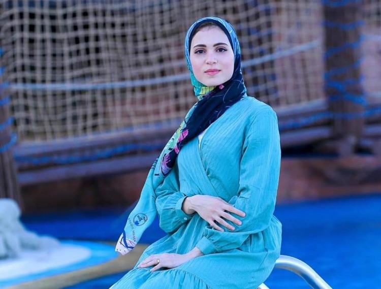 أميرة محمد تتعاقد على تقديم برنامج السعرات الحرارية