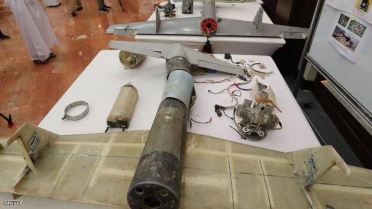 التحالف العربي يتصدى لصاروخ باليستي ويدمر مسيرات حوثية مفخخة