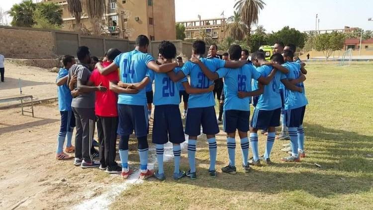 اليوم وادى النيل يفوز على الاقصر 3-2 بالقسم الثالث