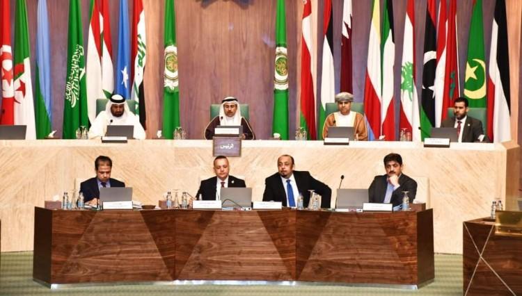 البرلمان العربي يستضيف مجموعة من كبار العلماء حول العالم بشأن البحث العلمي