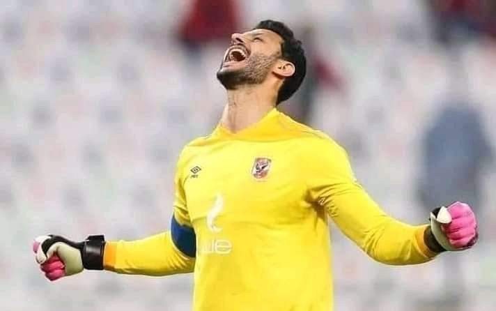 رسميا .. محمد الشناوي يغيب عن مباراة القمه غدا