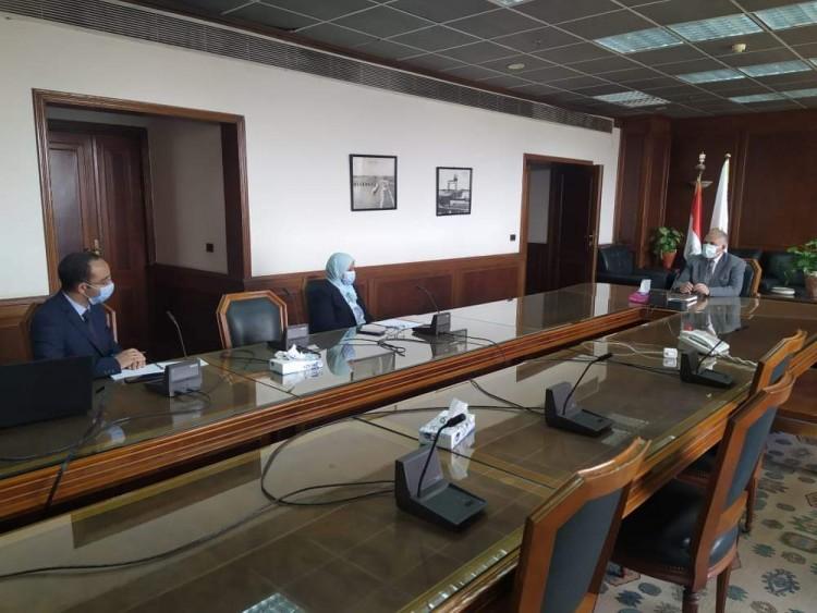 وزارة الموارد المائية والرى تواصل الإستعداد لعقد إسبوع القاهرة الرابع للمياه