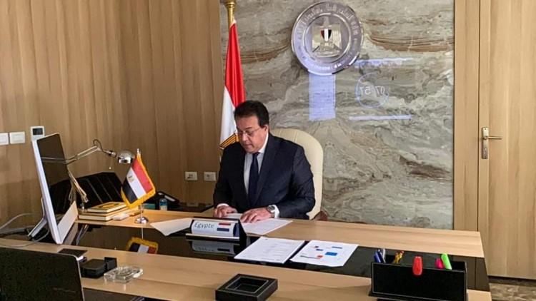 التعليم العالي والبحث العلمي: مصر تشارك في  اجتماعات منظمة البحر الأسود للتعاون الاقتصادي