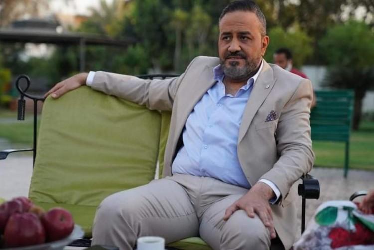 خالد سرحان: يشيد بحماده هلال فى «المداح»