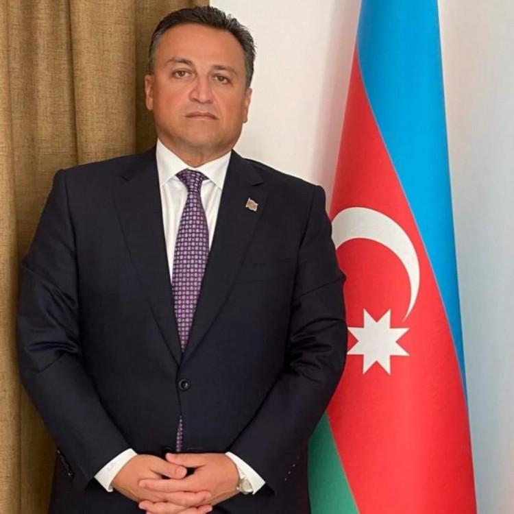 القنصل العام لجمهورية أذربيجان في دبي ينعى ضحايا انفجار كلبجار