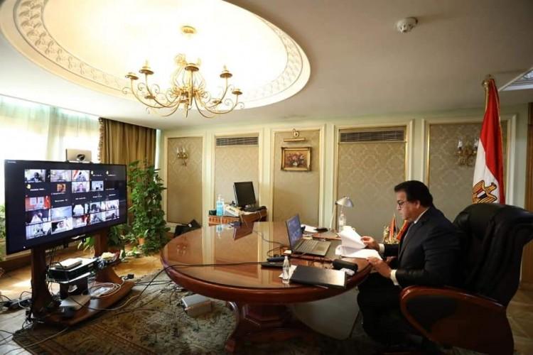 وزير التعليم العالي يلقي كلمة مصر في افتتاح فعاليات  القمة الإسلامية الثانية للعلوم والتكنولوجيا